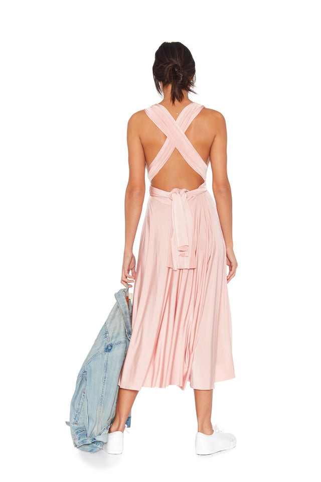 Blush Short Straight