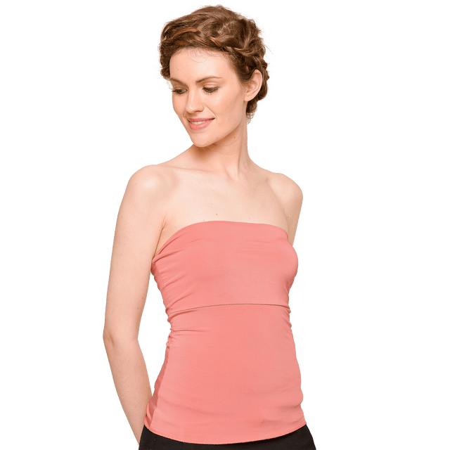 Long Jersey Bandeau