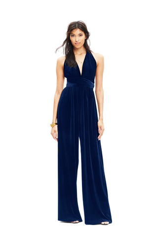 Midnight Velvet Jumpsuit