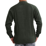 Sportking Men's Ink Olive Solid Sweater