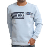 Sportking Men's Sky Graphic Print Sweatshirt