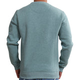 Sportking Men's Green Graphic Print Sweatshirt