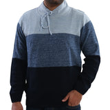 Sportking Men's Designer  Sky Sweater