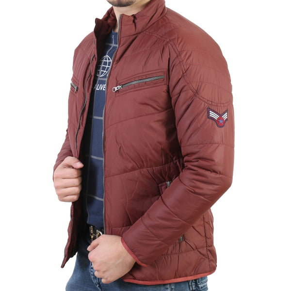Men Brown Tailored Jacket - SPORTKING