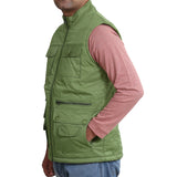 Sportking Men's Green Solid Jacket