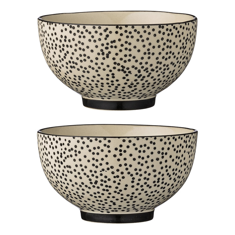 Julie Bowl with Dots