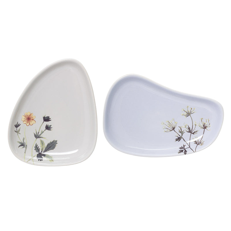 Flora Small Plates - 2 colors