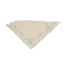 Ellie Fun Day - Aqua Green Bandana Bib