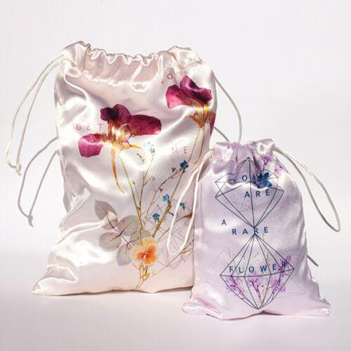 Fireweed - Satin Bag Set, Rare Flower