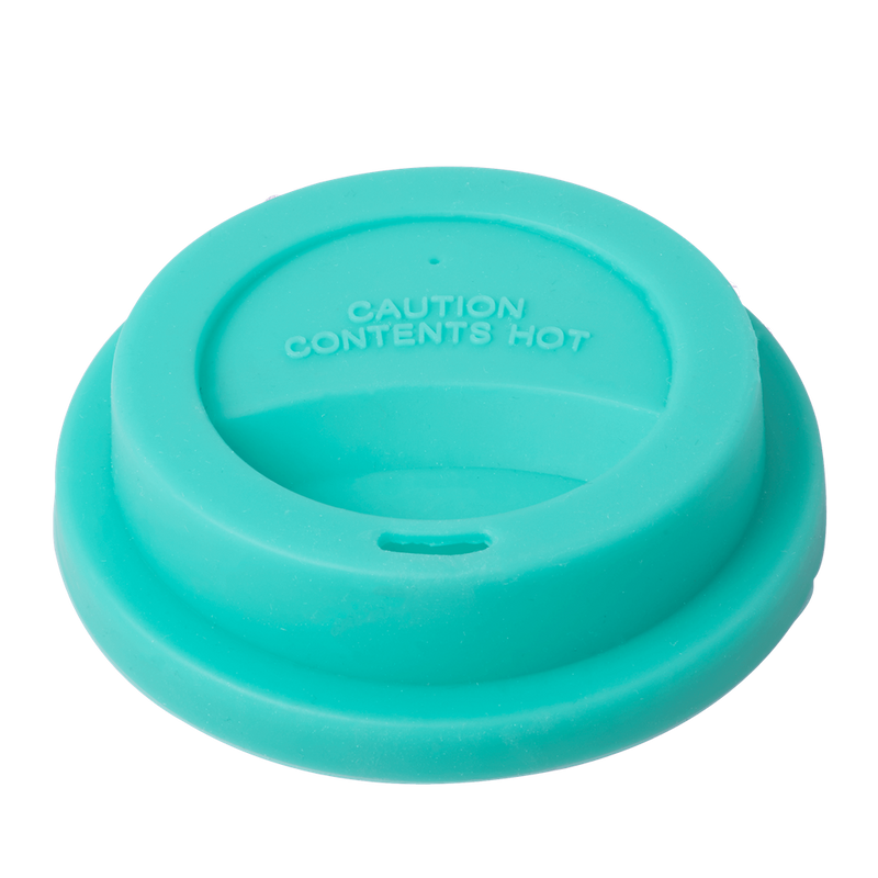 Silicone Lid for Rice Cups - Mint