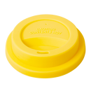 Silicone Lid for Rice Cups - Yellow