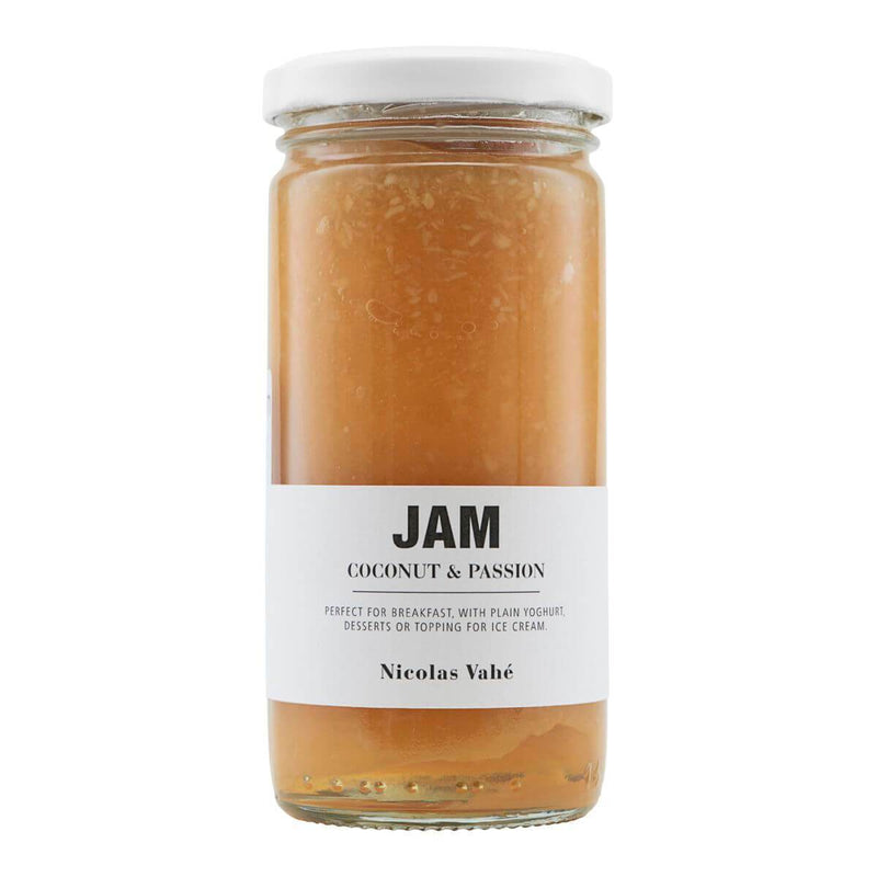 Jam - coconut & passion