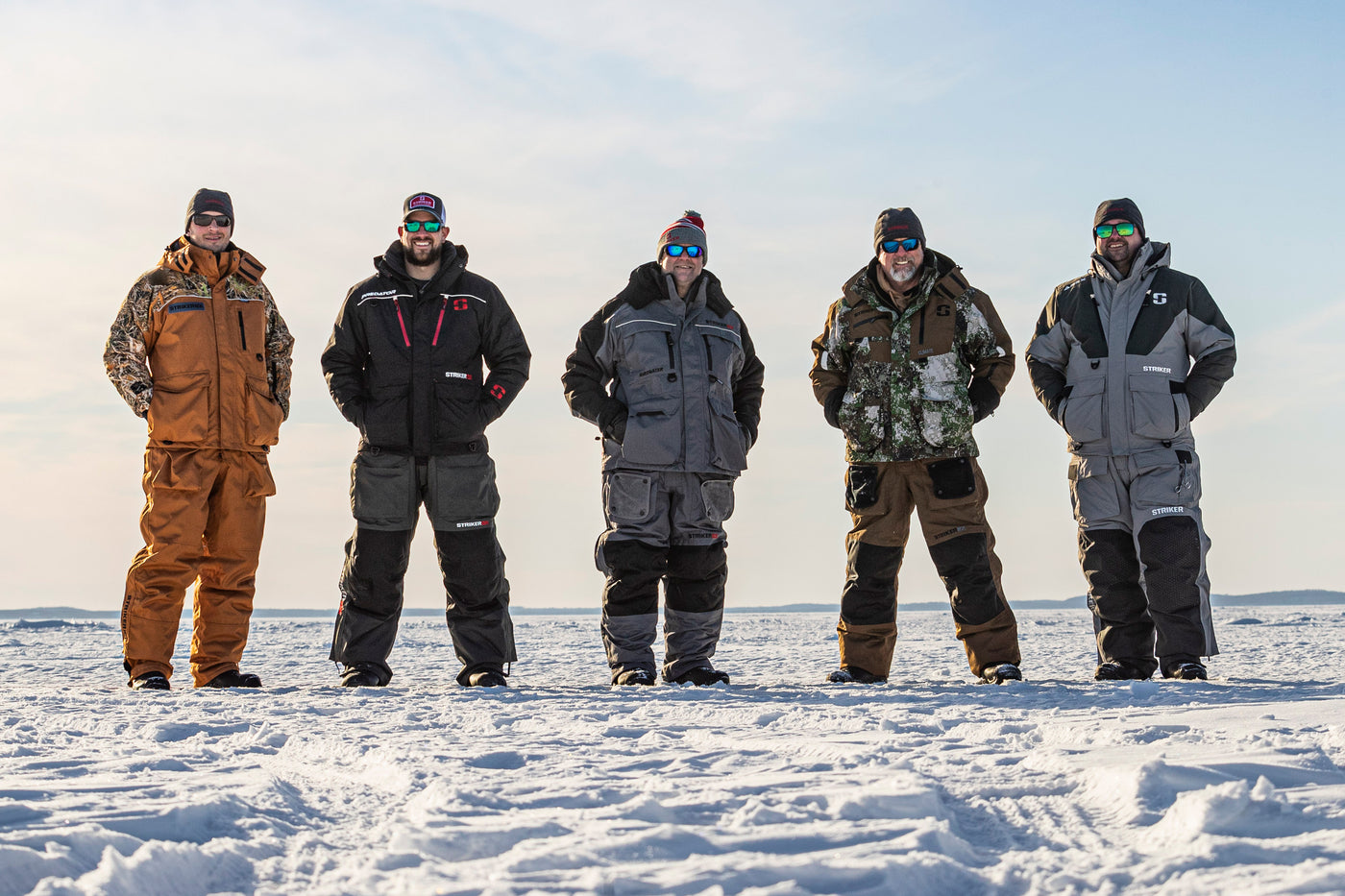 Ice Fishing Suits