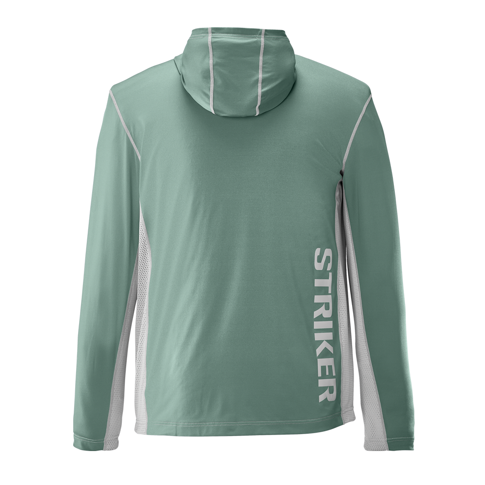 Striker Men/'s Swagger UPF CoolWave Long Sleeve Fishing Shirt colors and sizes