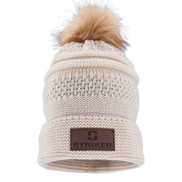 Women's Bemidji Fur Pom Hat
