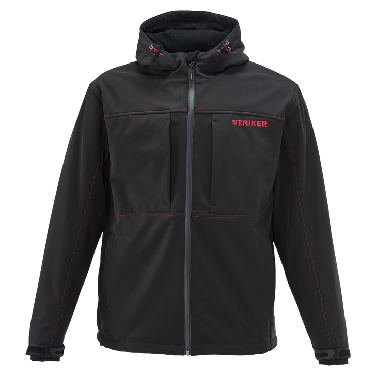Rival Hooded Softshell Jacket