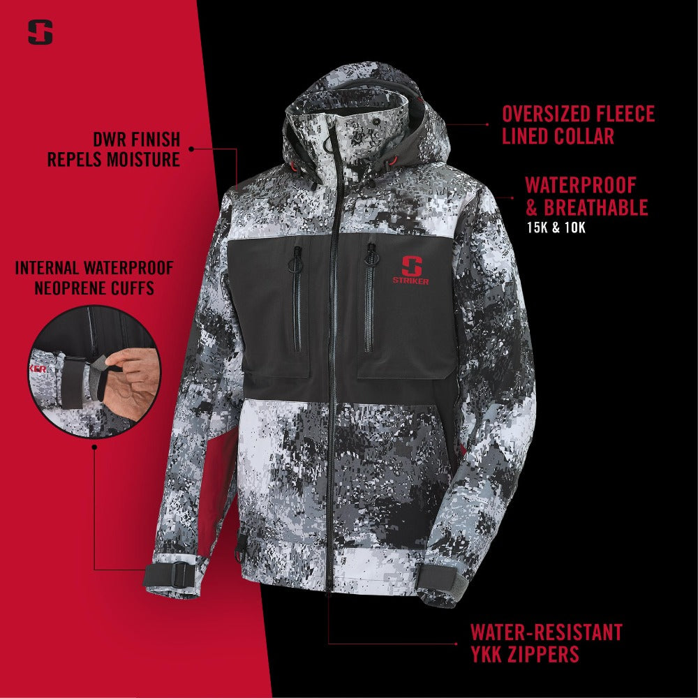 Adrenaline Rain Jacket