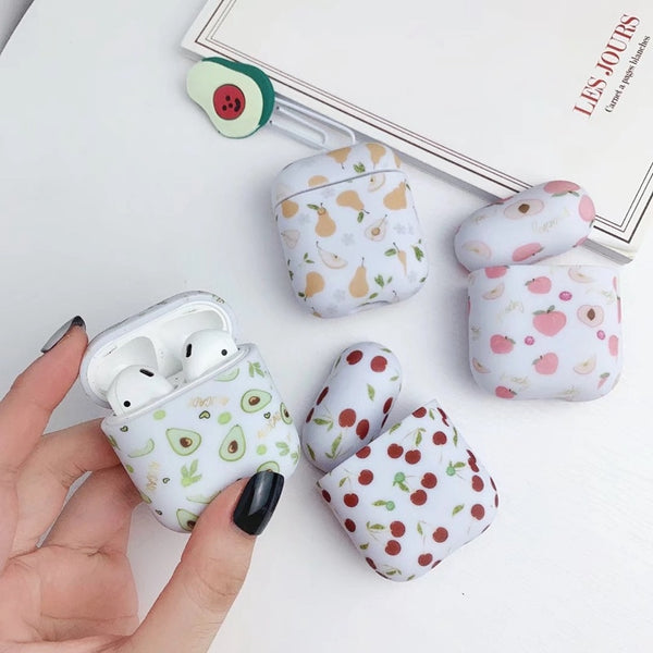 CASE AIRPODS FRUIT