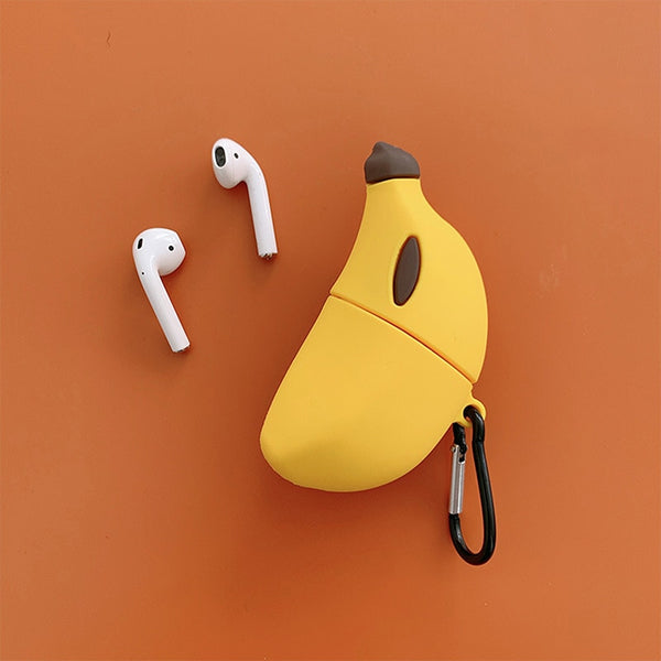 CASE AIRPODS BANANA