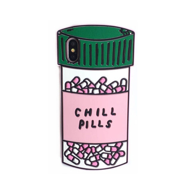 CASE CHILL PILLS