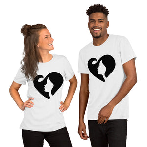 Short-Sleeve Heart T-Shirt