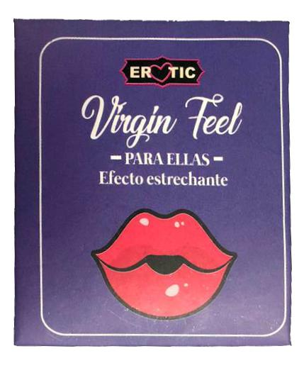 Gel Estrechante Virgin Feel En Sachet-DistriSexColombia-DistriSex