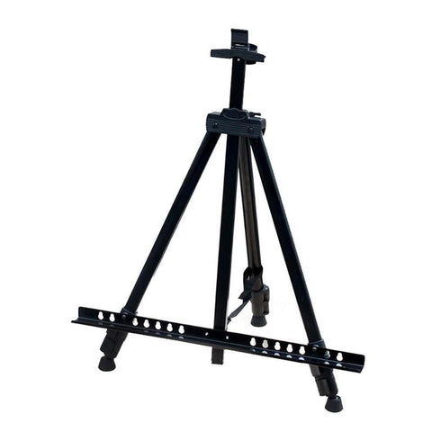 Professional Drawing Easel Folding Easel Display Aluminium Alloy Easel Sketch Painting Frame for Artist Painting Tools