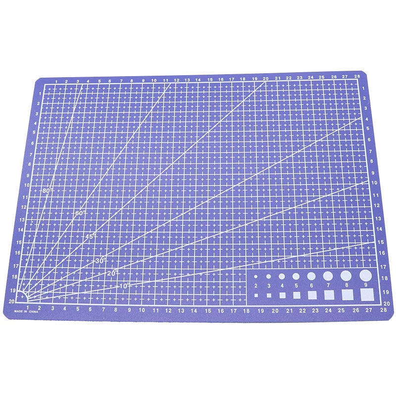 3D Mat Drawing Board
