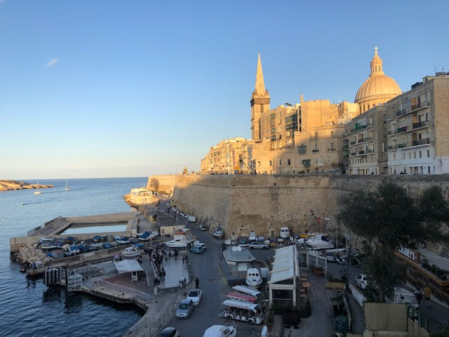 Best Place To Stay In Malta - Cat Turner London Blog