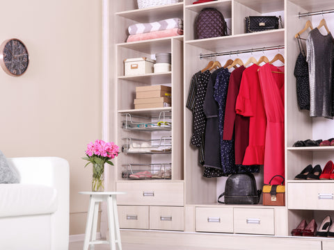 Wardrobe Decluttering Tips - Cat Turner Blog