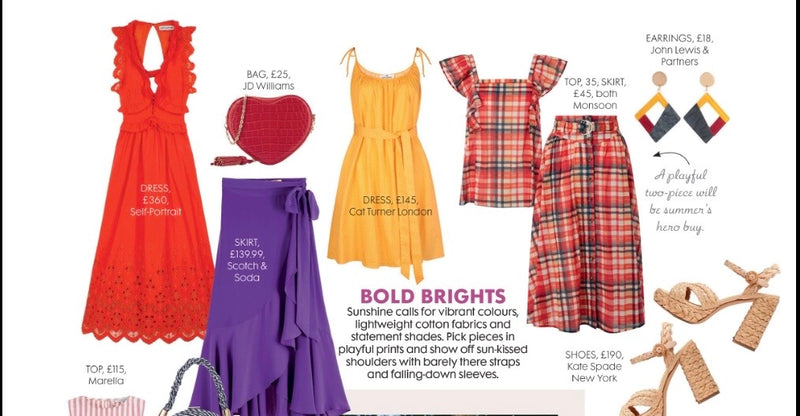 Cat Turner London featured in Red Magazine!