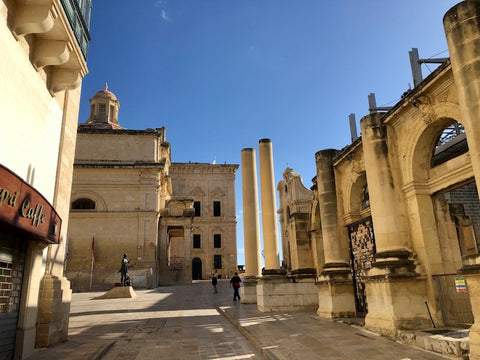 Malta Where To Stay - Cat Turner Blog