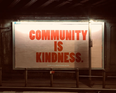 Random Acts Of Kindness - Cat Turner London Blog
