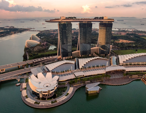Singapore A Top 7 City Of The World - Cat Turner blog
