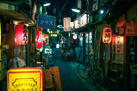 Tokyo A Top 7 City In The World - Cat Turner blog post