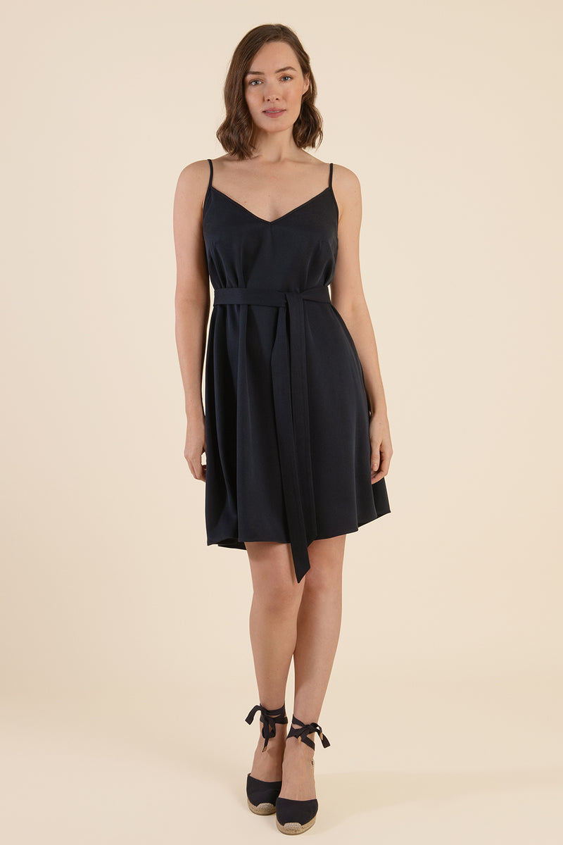 Tencel Dress - Cat Turner
