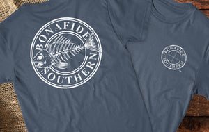 Bonafide Fish Skeleten Short Sleeve Crewneck T-shirt