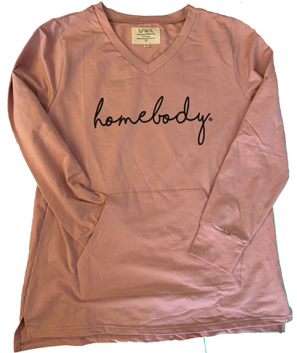Homebody V-Neck Pullover