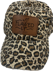 Leopard Hat All Flawed Up