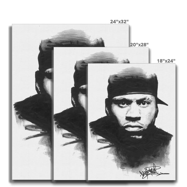 LL Cool J Canvas