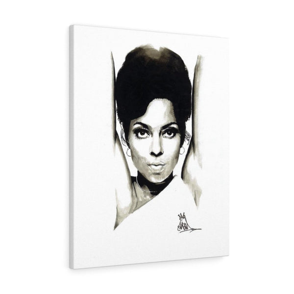 DIANA ROSS CANVAS
