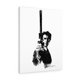 clint eastwood canvas