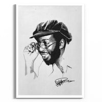 Poster - Curtis Mayfield