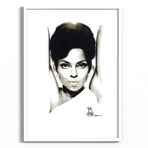 Poster - Diana Ross