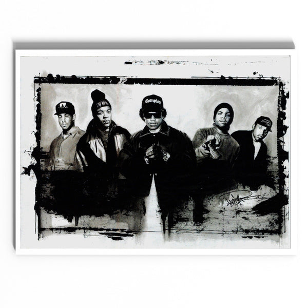 Poster - N.W.A