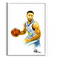 Poster - Stephen Curry