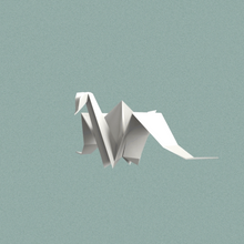 Load image into Gallery viewer, Origami Crane