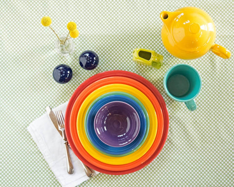 Small Disk Pitcher - Fiestaware