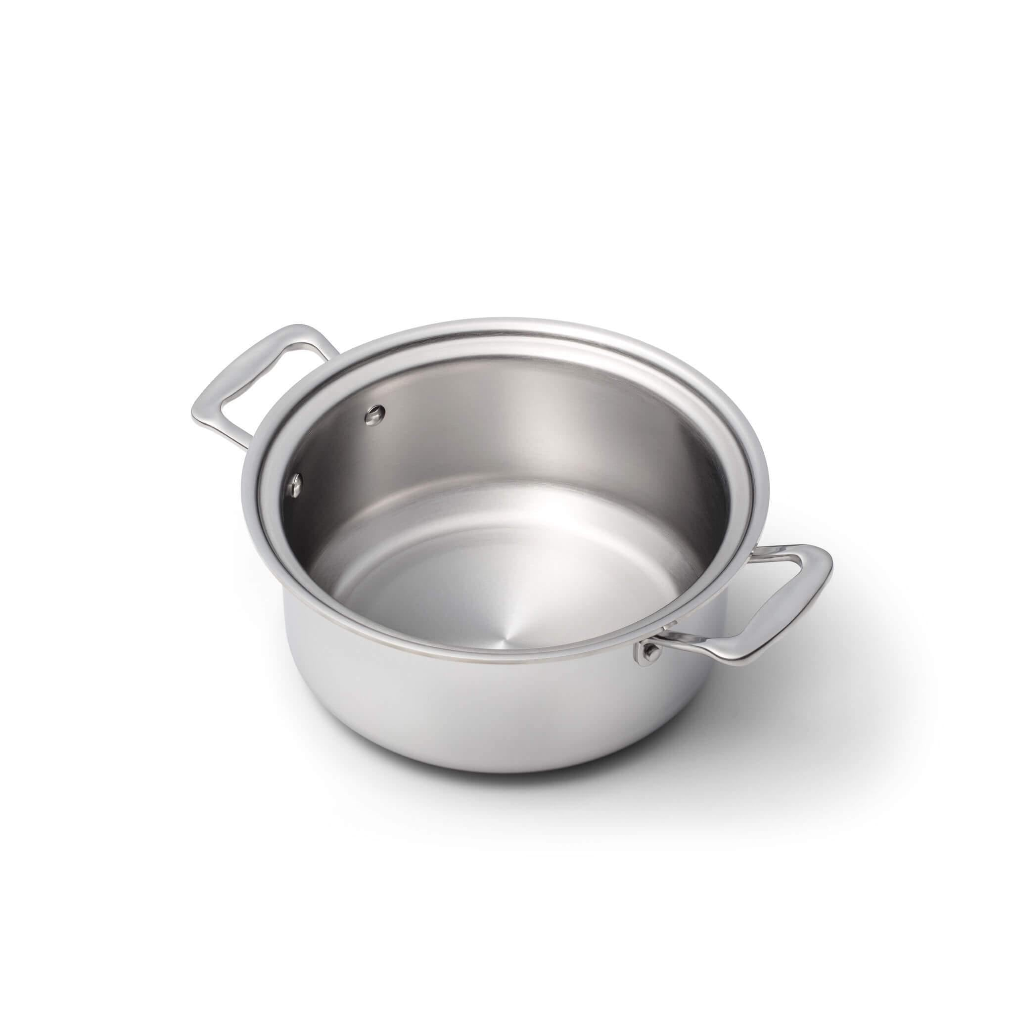 4 Quart Stock Pot with Cover