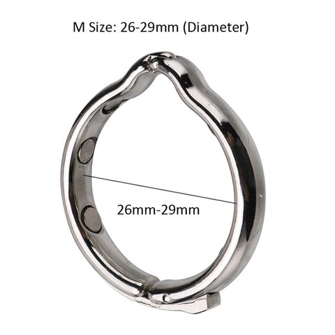 Magnetic cockring